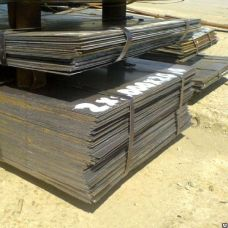 Лист стальной х/к 0.8 ст08пс 1.25x2.5