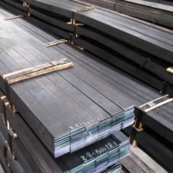 Полоса стальная г/к 25х5 ст3пс 6м